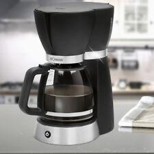 Coffee Maker Brew Machine Switch 15 Cups Filter Kitchen Black 1000 Watt