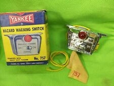 NOS Yankee 757 Vintage Hazard Warning Switch Nice! RatRod Mopar Ford Chevy