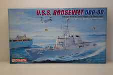 USS ROOSEVELT DDG-80 DESTROYER DRAGON 1/700 NEUF EN BOITE