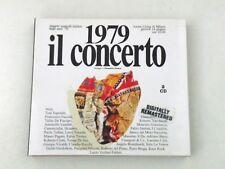 AREA - 1979 IL CONCERTO - 2 CD DIGIPACK AKARMA DIGITALLY REMASTERED - PROG