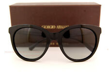 Brand New GIORGIO ARMANI Sunglasses AR 8041 5017/11 BLACK/GRAY GRADIENT Women