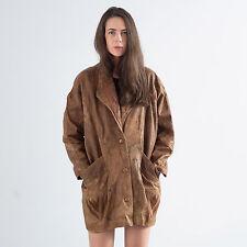 Women's 1990s Leather Basic Vintage Coats & Jackets