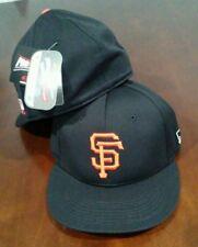 New Adult MLB San Francisco Giants FlexFit Cap Hat Sm/Med - PMJS