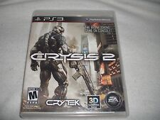 Crysis 2 -- (Sony PlayStation 3, 2011)COMPLETE