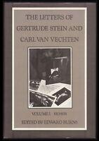 2 Vol.  Letters Gertrude Stein Carl Van Vechten Lesbian Homosexuality Literature