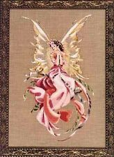 Mirabilia Designs - MD38 - Titania Queen Of The Fairies Chart by Nora Corbett
