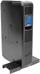 Tripp Lite SMART1500LCD 1500VA Smart UPS Battery Back Up, 900W Rack-Mount/Tower