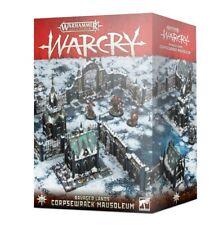 Warcry Ravaged Lands: Corpsewrack Mausoleum 111-30