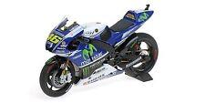 Minichamps 1:12 Valentino Rossi 2014 Bike Yamaha YZR-M1
