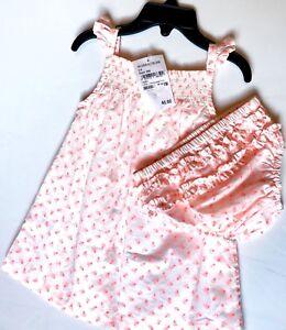 Yellow Primrose NEW RRP £12.00 Mini Boden Baby Flowery Dress and Knickers U25