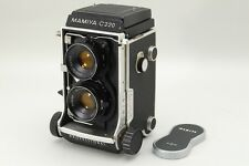 [Near Mint] Mamiya C220 Medium Format TLR Film Camera w/ 80mm lens Japan 528