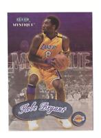 1999/2000 Kobe Bryant REFRACTOR FLEER MYSTIQUE Lakers Trading Card #61 RARE