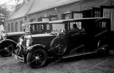 Negativ-Darmstadt-Marstall-Adler-PKW-KFZ-Fahrzeuge-1930er-Jahre-1
