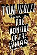 The Bonfire of the Vanities by Tom Wolfe (Paperback, 2008)