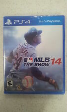MLB 14 the Show PS4 Game (NEW)