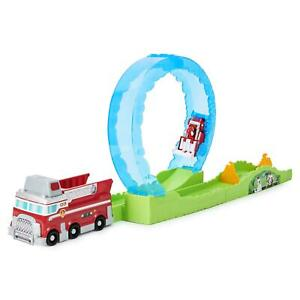 Paw Patrol - True Metal Ultimate Fire Rescue Track Set & Marshall Vehicle