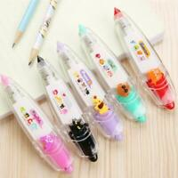 1Pcs Cute Cartoon Correction Tape Learn Stationery Student Office Supplies Gifts