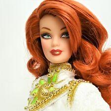 2001 Barbie édition limitée Radiant Redhead le tapis rouge collection poupée