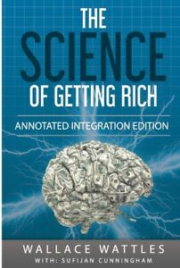 The Science Of Getting Rich Book And Journal by Wallace Wattles