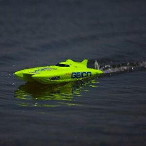"Miss Geico 17"" Brushed Catamaran RTR RC Boat (Watch Video)"