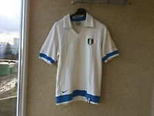 Nike Italy Vintage Volleyball Shirt M Jersey Nike Camiseta White Very Rare