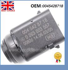 2 X MERCEDES W203 W209 W210 W211 W220 W163 W164 S430 Parking Sensor 0045428718