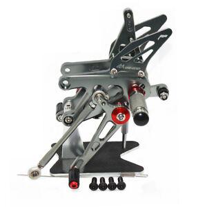 Foot peg Rearsets APRILIA RSV4(Factory-R) APRC ABS/TUONO V4 R APRC ABS 2013-2016