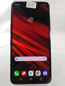 LG V50 ThinQ 5G LM-V450 128GB Verizon AT&T GSM Unlocked Smartphone Black X135