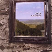 Audio CD Vista - WILCOX,DAVID - Free Shipping