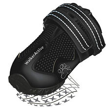Walker Active Dog Boots Protect Paws From Ice Salt Heal Injured Paws S - M 19462