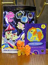 My Little Pony Golden Harvest w/ Card Neon Bright Apple Collection New Blind bag