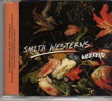 (DO696) Smith Westerns, Weekend - 2011 DJ CD