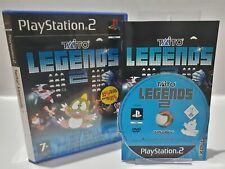 Taito Legends 2 (PS2, 2006) PAL Complete Brand New Case Great Condition 2120