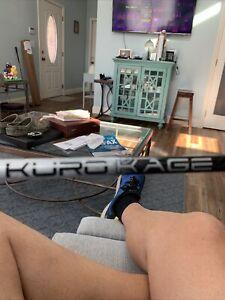 NEW MITSUBISHI KURO KAGE 80HY STIFF HYBRID SHAFT 42'' .370 UNCUT