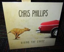 CHRIS PHILLIPS: GIVING THE CHASE MUSIC CD, 13 GREAT TRACKS, DIGIPAK CASE, NEW