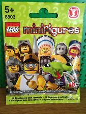 LEGO SERIES 3 SNOW BOARDER BRAND NEW SEALED