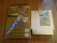 Zelda II The Adventure of Link Jeu NES FR Sans Notice