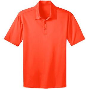 Mens SNAG RESISTANT Dri Fit Moisture Wicking Polo Shirt S-XL 2XL, 3XL, 4XL NEW