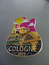 Hard Rock Cafe Cologne - City Icon - Original V15 Version Series Pin on Card