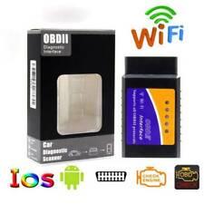 Car Scanner Wifi OBD2 ELM327 Auto Diagnostic Scan Tool Car Error Code Reader q2w