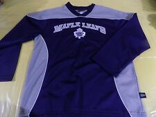Ladies Toronto Maple Leafs Official NHL Branded Long Sleeve Shirt