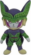 """GE Great Eastern Animation Dragon Ball Z ~ 8"""" Cell Perfect Plush (GE-52966)"""