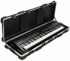 SKB 1SKB-5817W ATA 88-Note Slim Keyboard Hard Case With Wheels 1SKB5817W