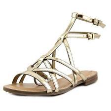 Sandalias y chanclas de mujer GUESS color principal oro