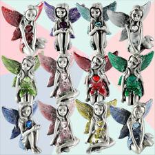 Pewter Birthstone Fairy Angel Collectable Gemstone Ornament Figurine Figure Gift