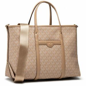 MICHAEL MICHAEL KORS Beck Large Logo Tote Bag $328