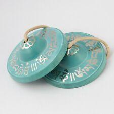 Tingsha Cymbals Bells Tibetan Buddhism - High Quality Bronze Metal