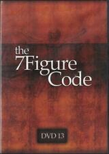 The 7 Figure Code Set Internet Marketing Ken McArthur Double Customers DVD No 13