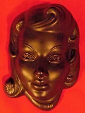 Wandmaske , Lilo , 780 , Wormser Terra Sigillata , 1956 , TOP