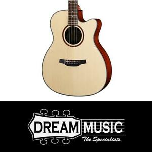 CRAFTER HT250CE/N ORCHESTRA ACOUSTIC GUITAR INCLUDES FREE GIGBAG
